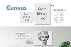 Wall & Frames Mockup - Bundle Vol 4 Product Image 6