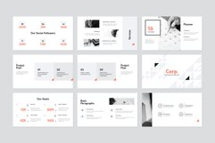Corp Keynote Presentation Template Product Image 6