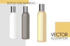 Vector realistic bottles set collection mockup pt.1 Product Image 3