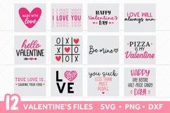 Valentines SVG Bundle, Valentines Day SVG Bundle Product Image 2