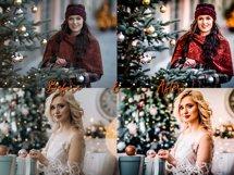 CHRISTMAS Lightroom Presets Bundle for Mobile and Desktop Product Image 15