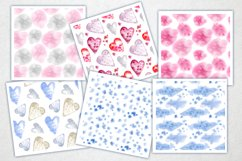 Set of watercolor patterns Product Image 2