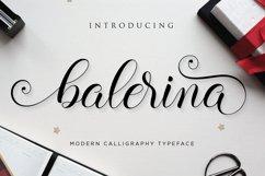 balerina script Product Image 1