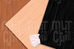 Wooden Digital Papers Product Image 3