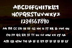 Manic Brush Script Font Product Image 5