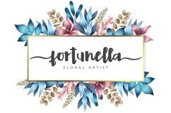 Fostella -Bold Calligraphy- Product Image 4