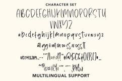 Humbugged - Fun Handwritten Font Product Image 5
