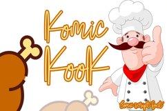 Komic Kook Product Image 1