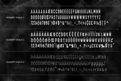HungryChalk Typeface Product Image 4
