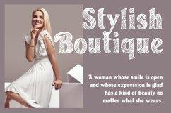 Bolgen Handlettering Serif font Product Image 2