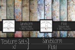 Texture Set x2. Sandstorm and Fluid. Product Image 1