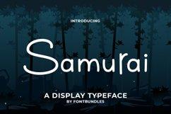 Samurai Product Image 1