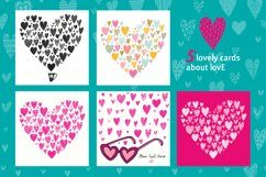 Love and hearts. Product Image 3