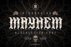 Mayhem Product Image 1