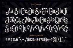 Black Queen font & bonus graphics Product Image 6