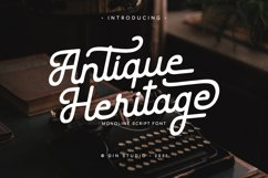 Antique Heritage Product Image 1