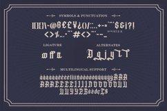Dutch Brigade - Modern Blackletter Typeface Product Image 4