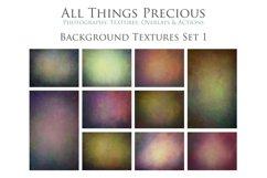 10 Fine Art BACKGROUND Textures SET 1 Product Image 1
