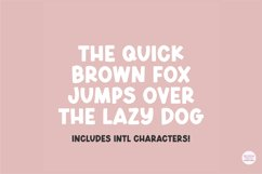 AUTUMN DISPLAY Bold Font Product Image 3