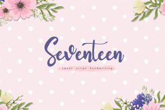 Seventeen Product Image 1