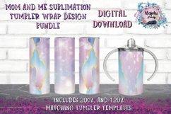 20oz| 12oz| Skinny Tumbler | Sublimation |Design Bundle Product Image 1