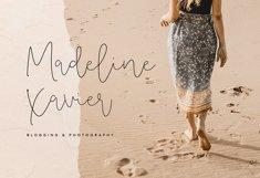 Danyla Stylish Signature Font Product Image 3