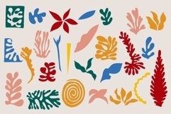 Matisse cutout procreate stamp brushes Product Image 5
