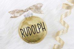 Christmas Ornament Bundle - Christmas SVG Bundle Product Image 6