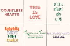 Sale! Crafter's Huge Font Bundle | 39 Fonts in 26 Families Product Image 4