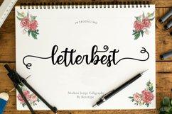 letterbest Script Product Image 1