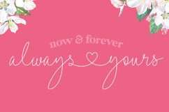 Lovers Script Product Image 6
