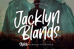 Jacklyn Blands Stylish Marker Product Image 1