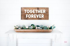 AUTUMN DISPLAY Bold Font Product Image 5