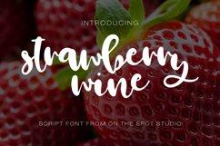 Strawberry Wine  Product Image 1