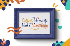 Sweet Saturday Font Product Image 5