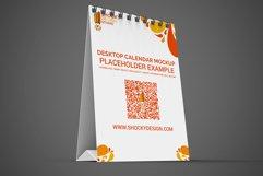 Desktop Calendar A6 Mockup Product Image 2