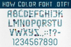 Steampunk font Product Image 1
