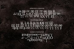 Web Font Beatrice Font Product Image 4