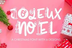 Christmas Font Bundle - 9 Font Designs Product Image 6