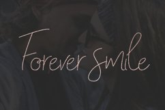 With My Love Script Font Product Image 5