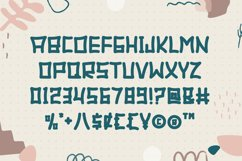 Comic Brown - Quirky Display Font Product Image 4