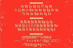 Web Font Tzuyu - Display Font Product Image 3