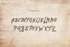 Rhymus Queen - Qothic Blackletter Font Product Image 5