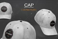 Cap Mockup Product Image 2