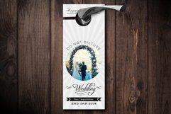 Wedding Door Hangers Product Image 1