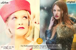 Realistic Oil Painting Effects - Photoshop Action Product Image 6