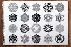 500 Vector Mandala Ornaments Product Image 4