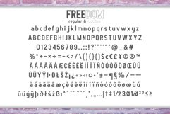 FREEDOM Casablanca font duo Product Image 8