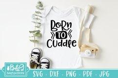 Baby SVG Bundle - Newborn SVG Cut Files - 20 Designs Product Image 3