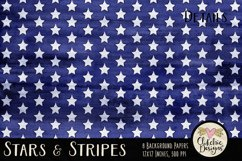 Stars and Stripes Background Textures Product Image 5